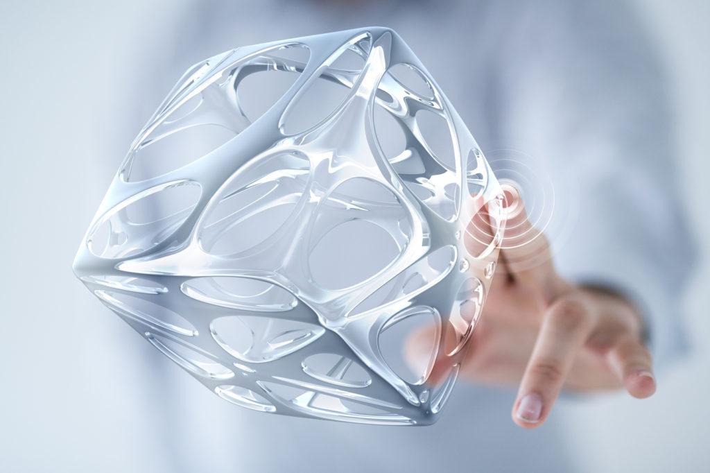 3D Druck Modell
