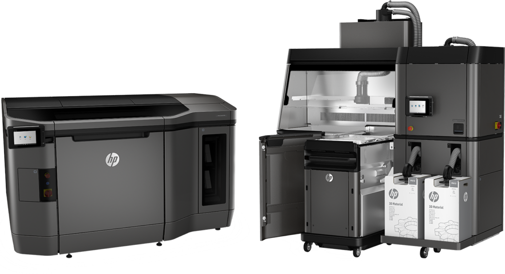 HP Jet Fusion 3D Drucker