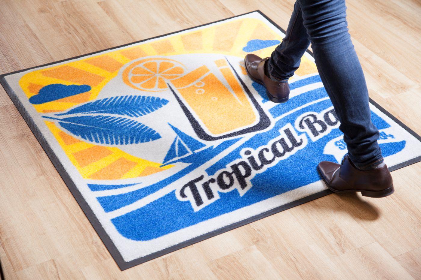 Schmutzfangteppich Logomatte