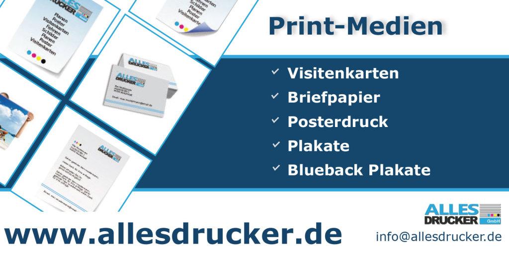 Printartikel vom Allesdrucker